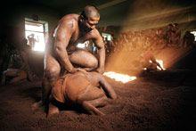 Kusti: Ancient Indian Wrestling   Mitchell Kanashkevich Photography - travel, documentary, cultural