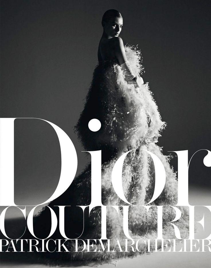 Patrick Demarcheliers Dior Couture Retrospective Book Photo