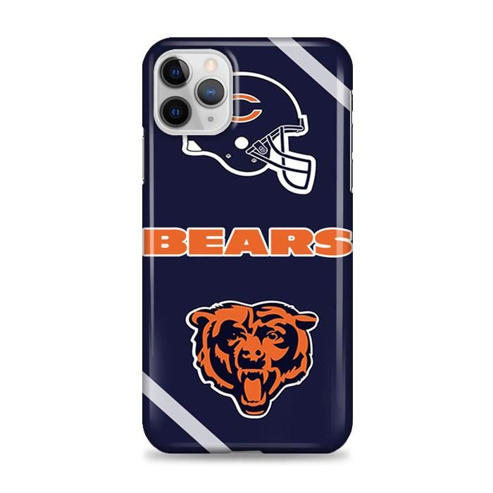 Chicago Bears Wallpaper Iphone 11 Pro Cases Zooocase Chicago Bears Wallpaper Bear Wallpaper Iphone Wallpaper