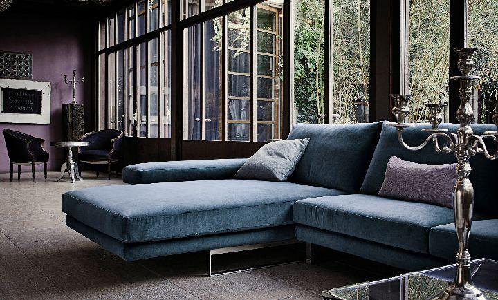 Arketipo Firenze / Ego, rivisitazione del divano degli anni '80