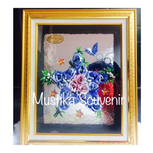 Mahar bunga 3D, order:082284057733