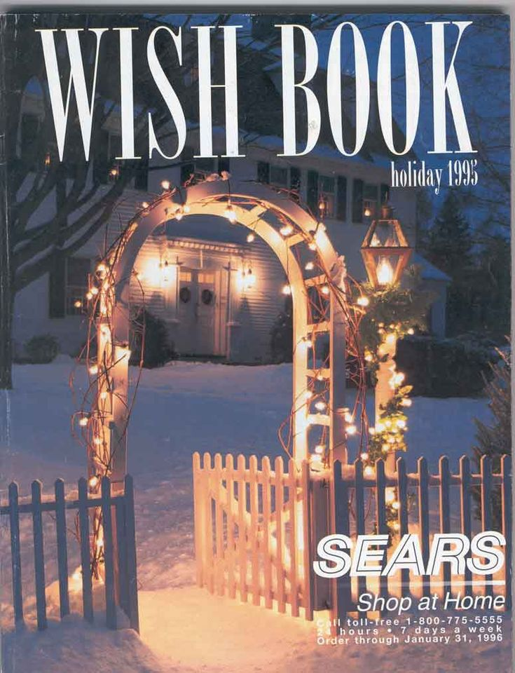 sears christmas wishbook 1966