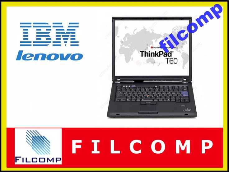 IBM LENOVO THINKPAD T60  2GB 80GB HDD