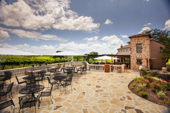 The 8 Most Beautiful Wineries Near Austin and Fredericksburg.