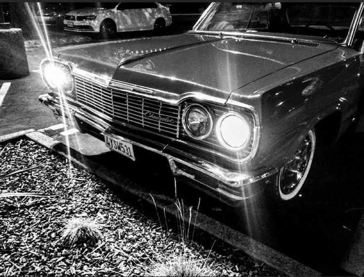 1964 impala hard top coupe