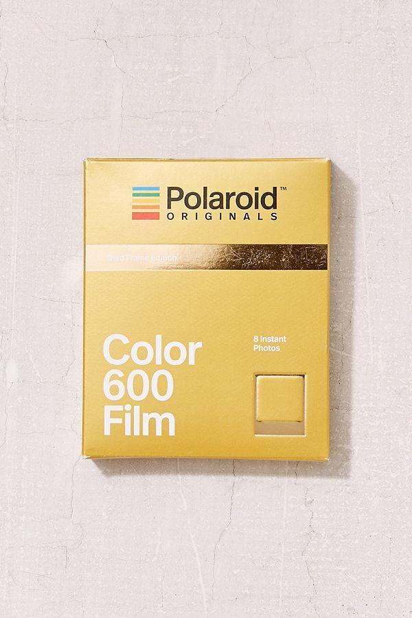 c82d3ede50a Polaroid Originals Limited Edition Gold Frame 600 Instant Film ...