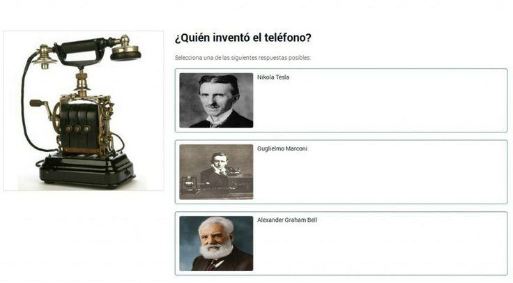 Nuevo Generador de Exámenes Online: Preguntas de Opción Múltiple y más