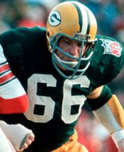 Packer Hall of Famers » RAY NITSCHKE.  Class of 1978. #nfl #vintage #greenbaypackers