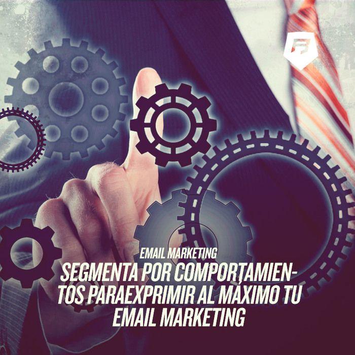 [Últimas Novedades en #emailmarketing ] SEGMENTA POR COMPORTAMIENTOS PARA EXPRIMIR AL MÁXIMO TU EMAIL MARKETING Haz la prueba >>> http://emailmarketing-rebeldesonline.com/rebel-contact-crm/  #emailmarketingtips