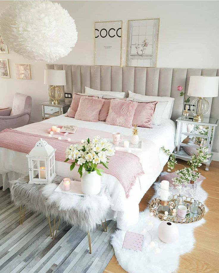 35++ Chic glamour moderne deco chambre inspirations
