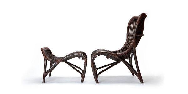 CL170 Relax Chair by Feelgood Designs - Designed by Yuzuru Yamakawa