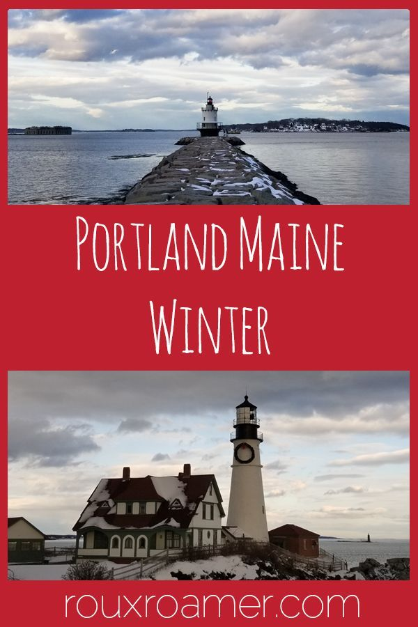 Portland Maine Restaurants Open On Christmas 2020 What to do in Portland Maine: Winter in 2020   Maine winter, Maine