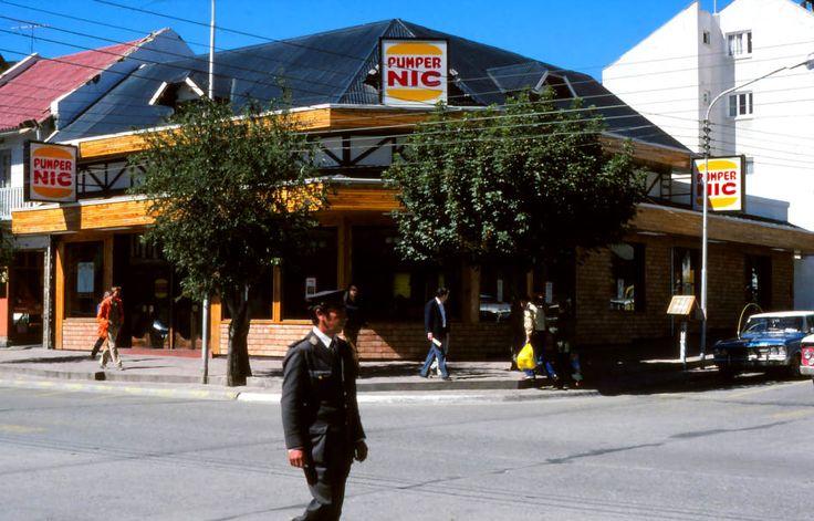 Jueves de antaño! ¿Quién se acuerda en que esquina céntrica de Bariloche se encontraba la sucursal de Pumper Nic?
