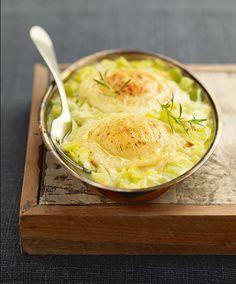 Fondue de poireaux au chèvre - Gourmand : la recette de cuisine, facile et rapide, par Vie Pratique