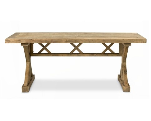 :): Reclaimed Wood, Kitchen Tables, Williams Sonoma, Wood Rectangular, Kitchens Tables, Pine Tables, Wood Tables, Dining Tables, Rectangular Pine