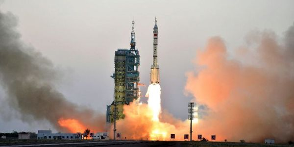 China launches carbon dioxide monitoring satellite