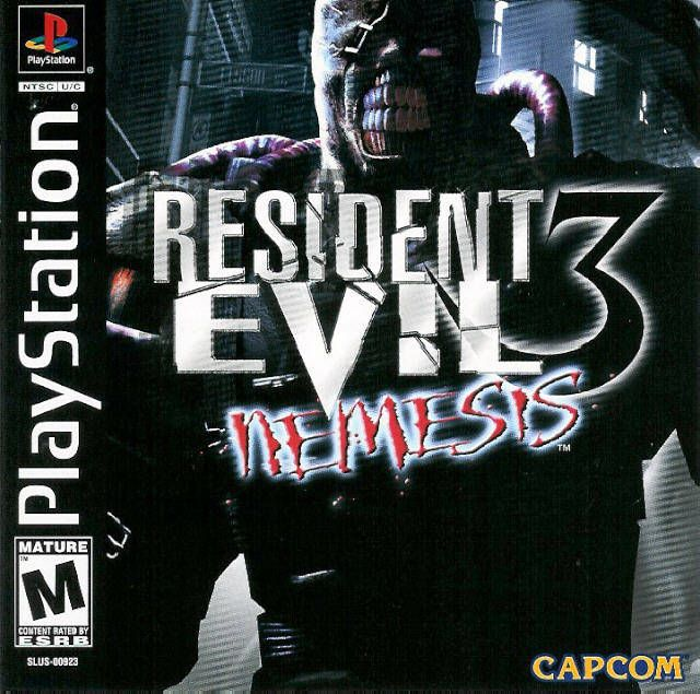 108 best video games ps1 images on pinterest videogames video resident evil nemesis sony playstation go shop video games fandeluxe Gallery