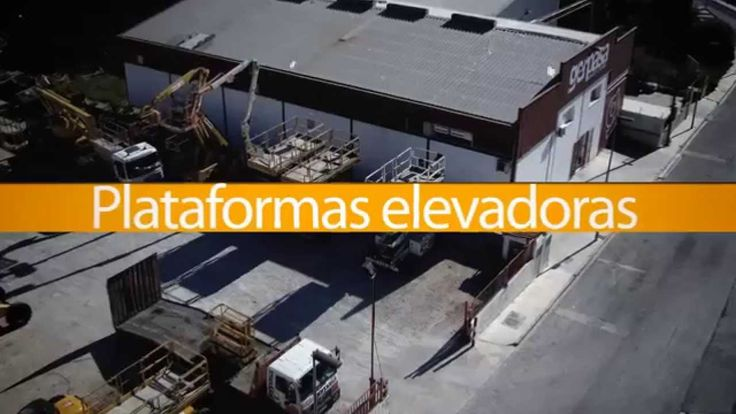 GERPASA Alquiler de plataformas elevadoras |