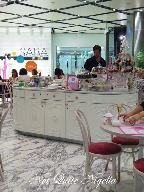 Afternoon Tea At The Victoria Room Tea Salon, Sydney CBD