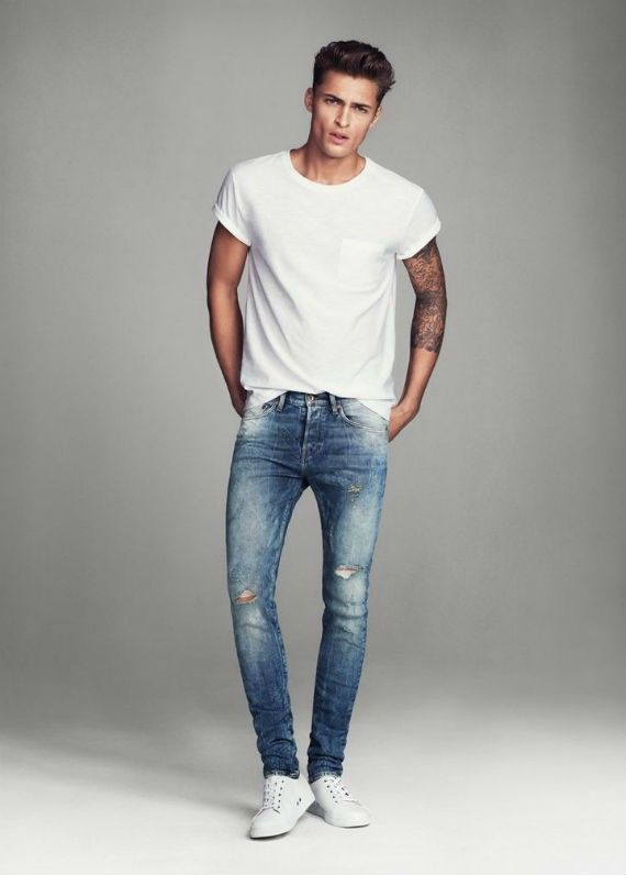 1000  ideas about Mens Jeans Outfit on Pinterest | Gq mens style ...