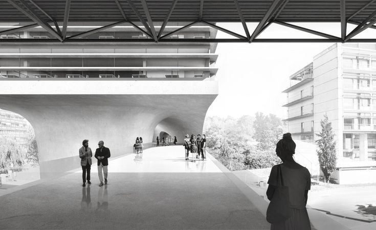 BERREL BERREL KRÄUTLER . Life Science Building . Lausanne (3)