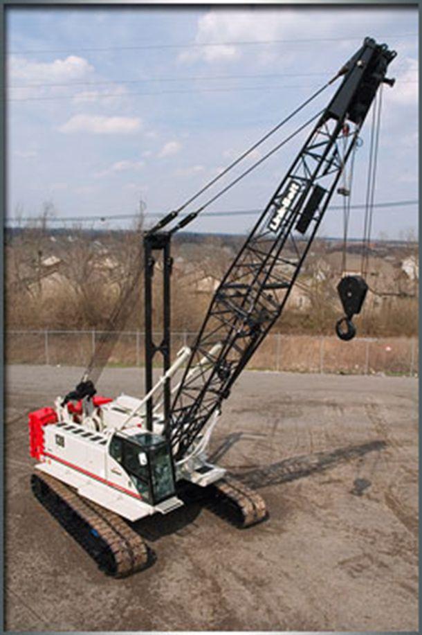 Spare Parts Link Belt Crane : Best ideas about truck mounted crane on