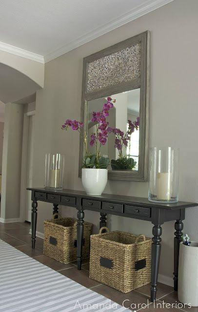 Amanda Carol at Home: Client Project