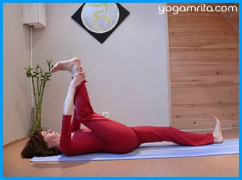 Assouplissement yoga