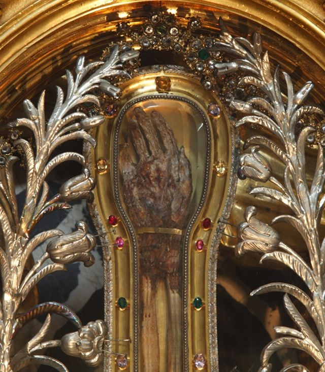 The Bizarrely Beautiful World of Relics in Religious History