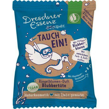 """Dziś fontanna z owocowymi bańkami:)  Musująca sól do kąpieli dla dzieci już od lat 3 o delikatnym zapachu nagietka - Dresdner Essenz Dirty Birdie   - bez składników pochodzenia zwierzęcego - przebadana dermatologicznie  Już jedna saszetka podczas jednej kąpieli zanurzona pod wodą tryska jak fontanna owocowymi bańkami.  Sprawdźcie instrukcje i """"bawcie się dobrze""""   http://www.niczchin.pl/zabawki-do-kapieli/4333-musujaca-sol-do-kapieli-baw-sie-dobrze-dresdner-essenz-dirty-birdie.html…"""
