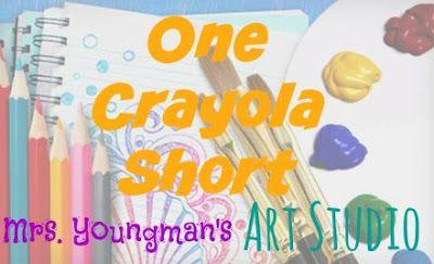 One Crayola Short