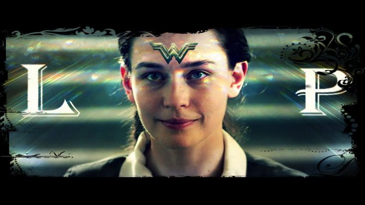 Wonder Woman Lyudmila Pavlichenko