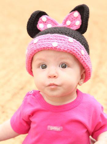 Minnie Disney crochet Descarga ya el patron en www.eviadigital.com
