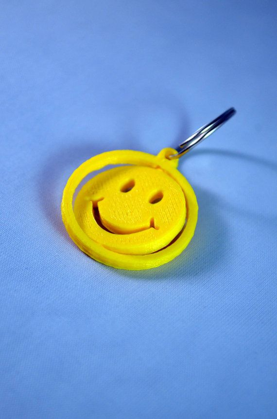Fidget toy smiley face yellow smiley face smile by Dualistic