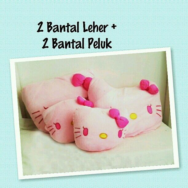 Bantal Leher Hello Kitty Bantal Peluk Hello Kitty Murah Grosir Ecer ~ Toko Cherish Imut
