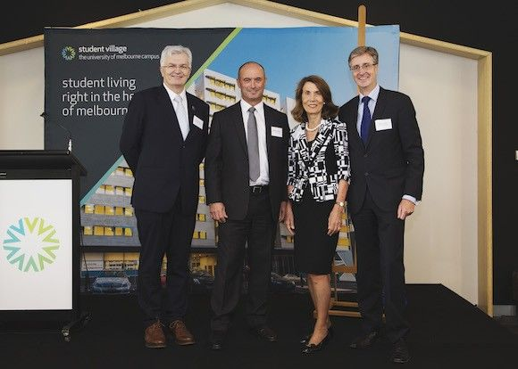 New University of Melbourne student accommodation opens in the heart of Carlton