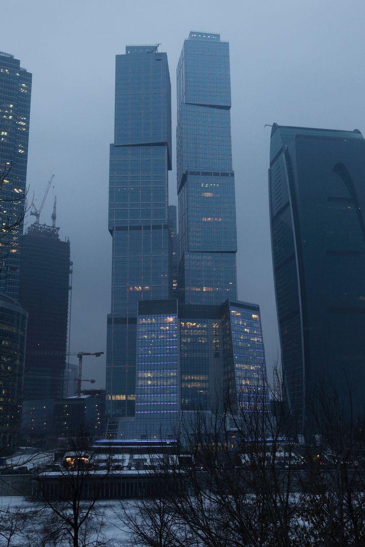 Ergens in Moskou..