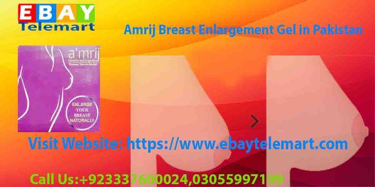 Amrij Breast Enlargement Gel in Pakistan 03055997199