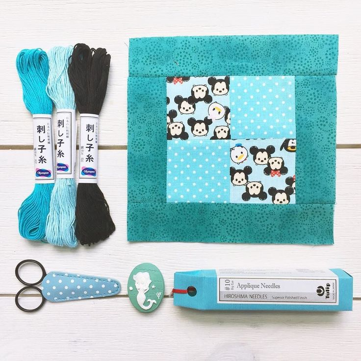 With two girls you are likely to find a tsum tsum just about anywhere in my house. These cute little toys that are as painful as a lego if you step on one barefoot are the inspiration for Block 83 . . . . . #100blocks100days #tulapink #tulapinkcitysampler #tsumtsum #teal #quilt #quiltblock #sewing #creativelifehappylife #createeveryday #colorhunters #colorlove #colorcrush #livecolorfully #flashesofdelight #pursuepretty #lovelysquares #enjoythelittlethings #snugglymonkey #craftsupplies…
