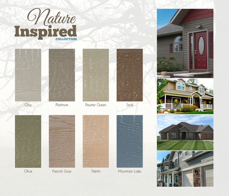 25 best images about exterior on pinterest ash siding contractors and wood siding for Diamond kote lp siding colors