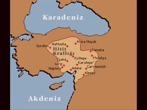 Hatti (Hitit)-Kuzey Kafkasya (Adige/Abhaz) iliskisi