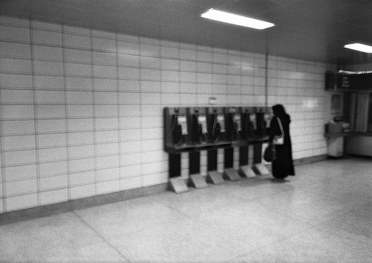 https://flic.kr/p/rAn2bE | Are you there? by scott williamson #35mm #film #blackandwhite #phone #payphone #photography #ricohgr1v #monochrome #analog photobook: http://bit.ly/wvrlght4