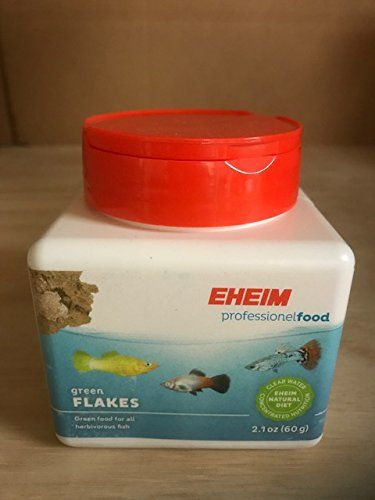 Eheim Tropical Fish Green Flake Herbivore