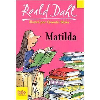 Matilda - Roald Dahl - Folio Junior