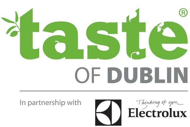 Taste of Dublin at Iveagh Gardens 13-16 June 2013 #foodevents #foodfestival #branding #design