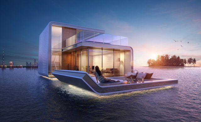 Дубай виллы на воде аренда квартира в оаэ