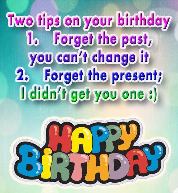 17 Best Ideas About Funny Birthday Wishes On Pinterest