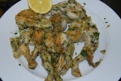 This frog legs recipe is simple and quick. You can make it on your grill in a cast iron skillet or on your stovetop. Impress your friend!