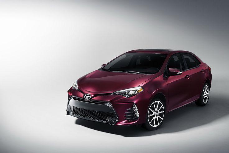 2018 Toyota Corolla Price and Rumors