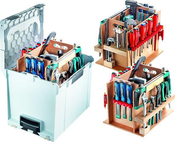 Werkzeug-L-Boxx WOODY BOXX